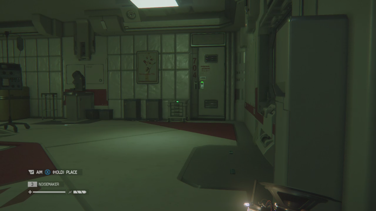 RDGrill12 playing Alien: Isolation