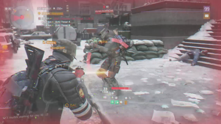 Lockstock286 playing Tom Clancy's The Division